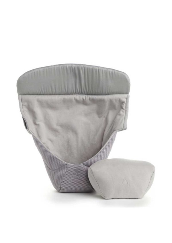 Cojín Bebé Easy Snug Cool Air – Gris