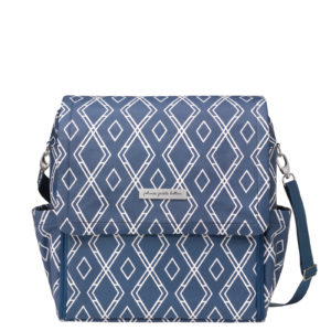 Boxy Backpack – Indigo