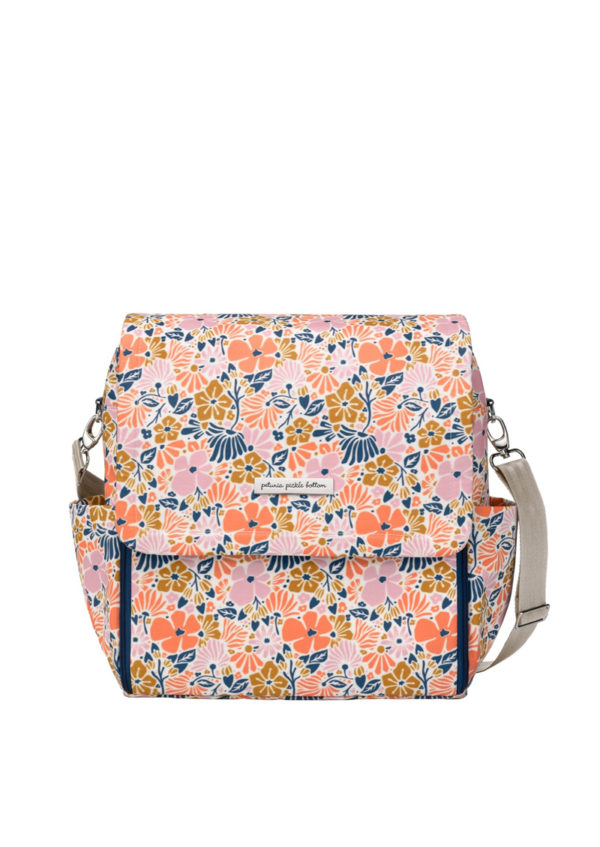 Boxy Backpack – Wildflowers of Westbury
