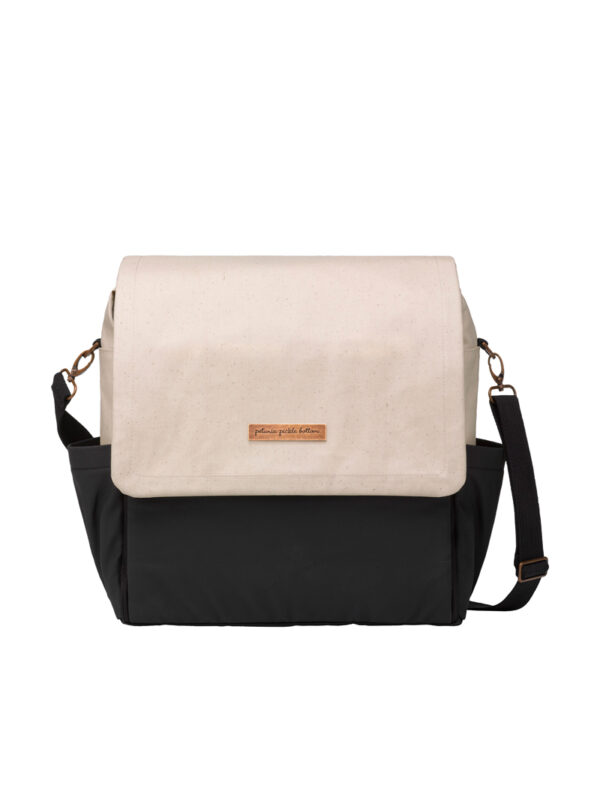 Boxy Backpack – Birch/Black