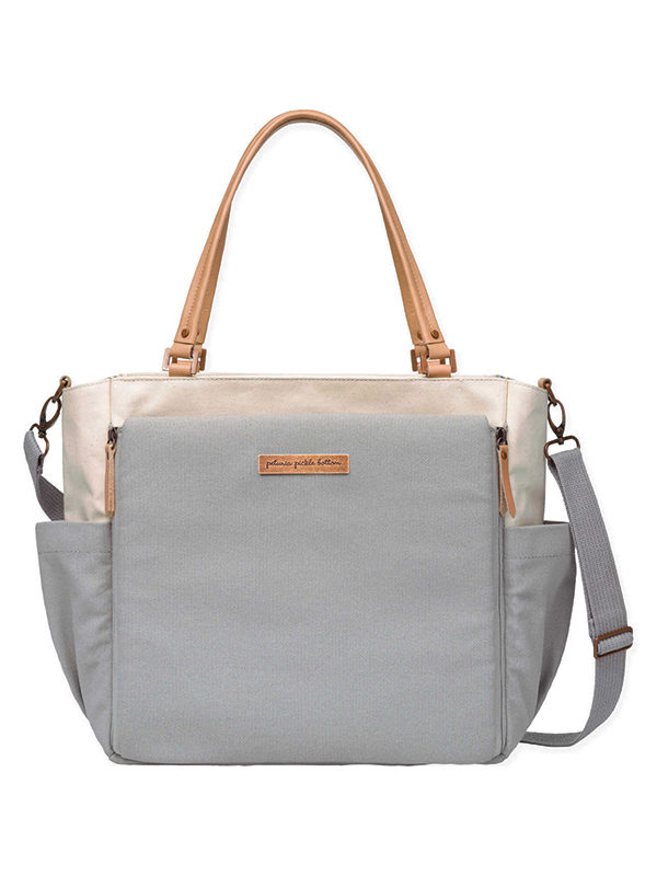 City Carryall – Birch/Stone