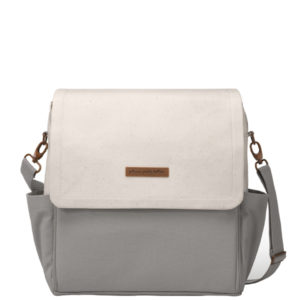 Boxy Backpack – Birch/Stone