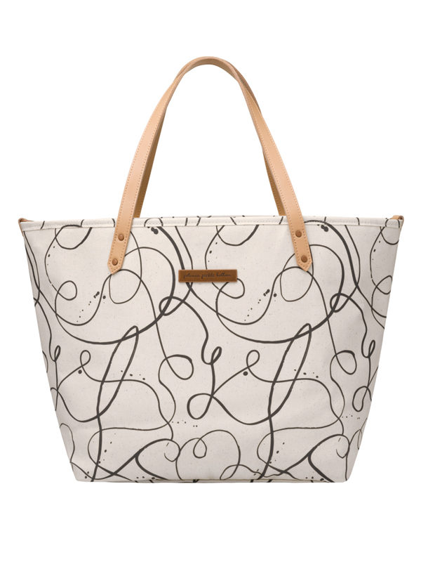 Downtown Tote – Doodle