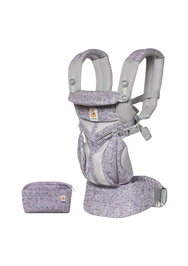 Omni 360 Cool Air – Morado camuflaje