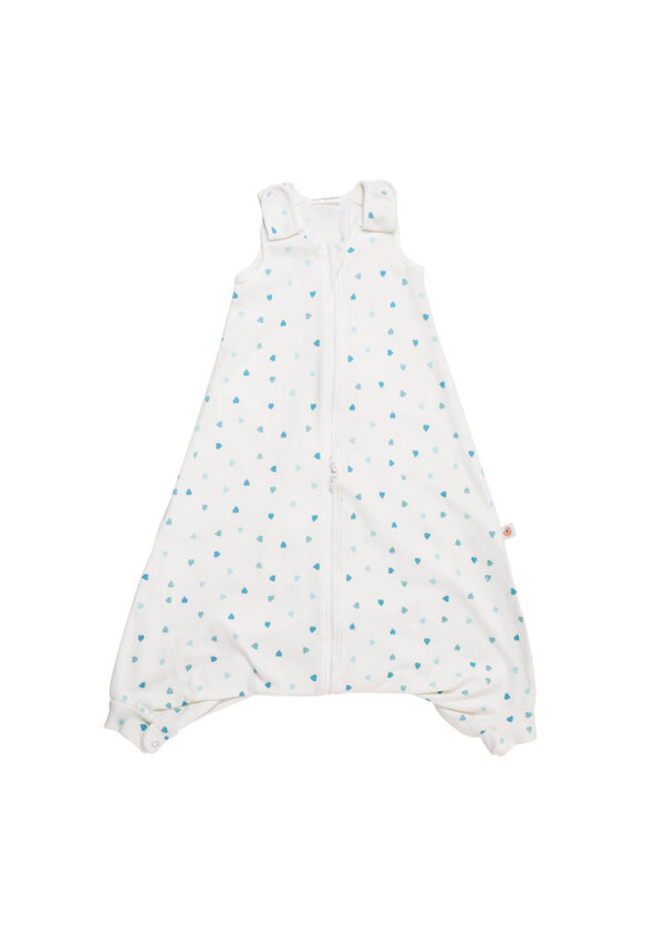 Saco de dormir On the Move (6-18m) TOG 2.5 – Heart